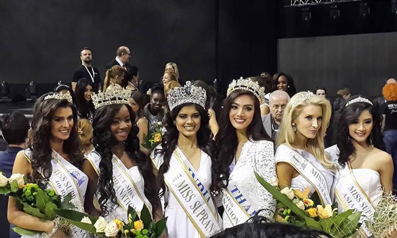 Asha Bhat winner of Miss Supranational 2014