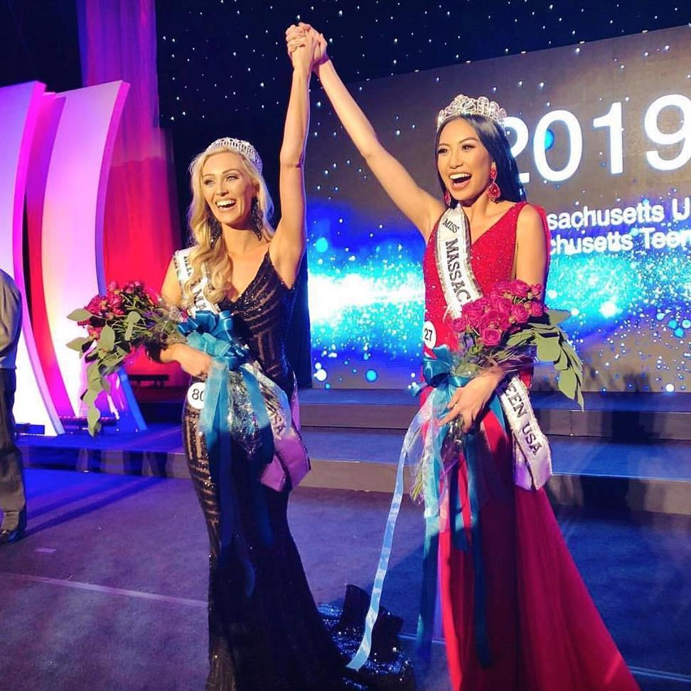 Kelly O'Grady crowned Miss Massachusetts USA 2019 for Miss USA 2019