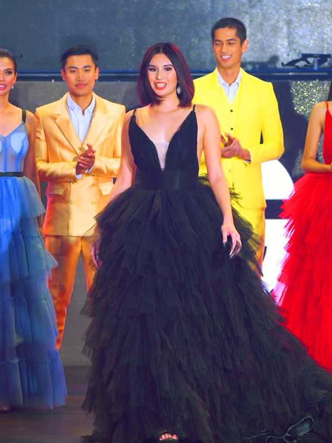 Ashley Subijano Montenegro to represent Philippines in Miss Charm 2020