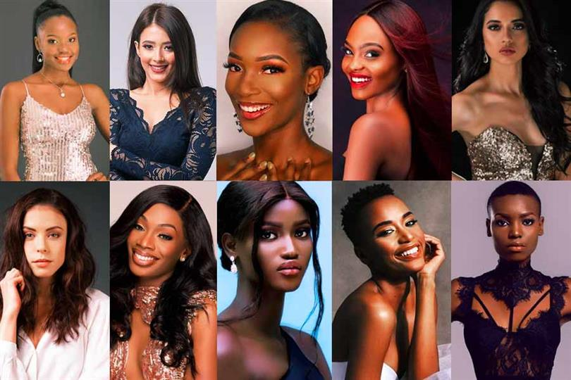 African delegates astonish in their introduction video for Miss Universe 2019