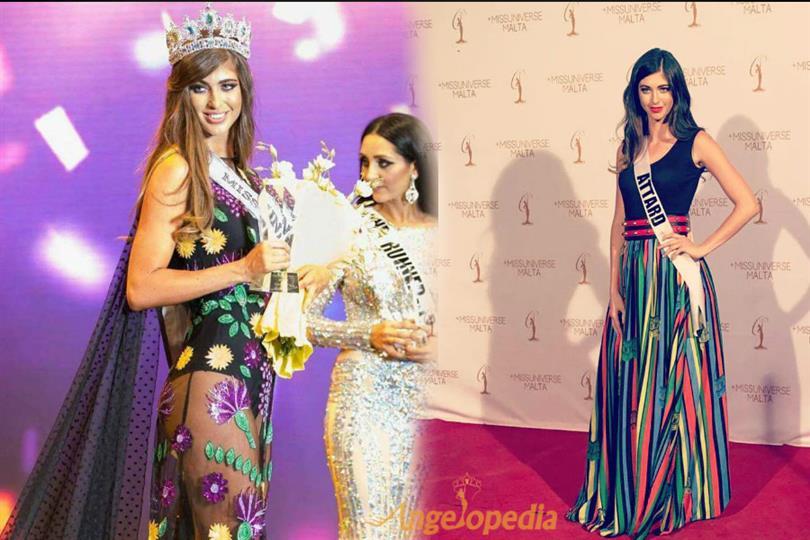 Miss Universe Malta 2017 Tiffany Pisani talks about her future plans & past experiences