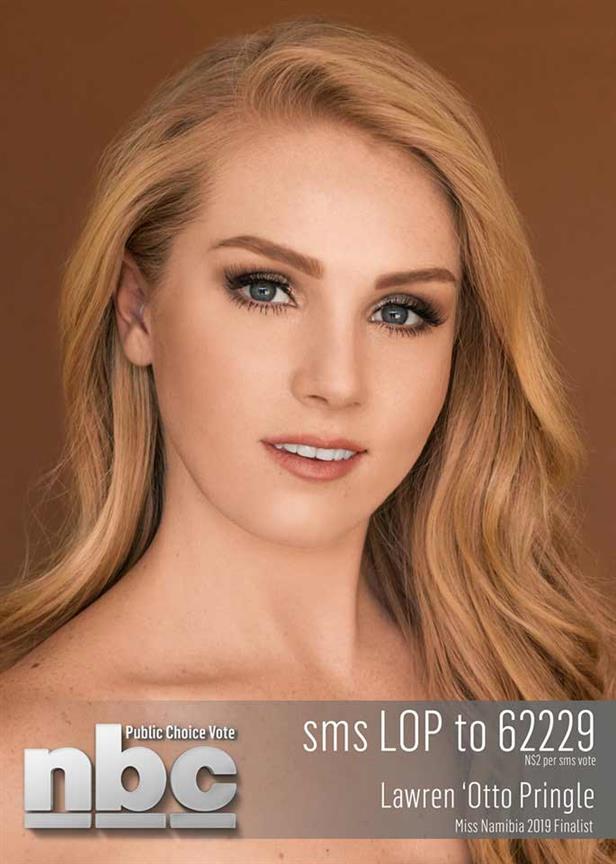 Miss Namibia 2019 Top 5 Hot Picks