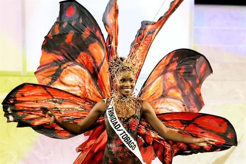 Miss Trinidad and Tobago Universe 2006 Kenisha Thom