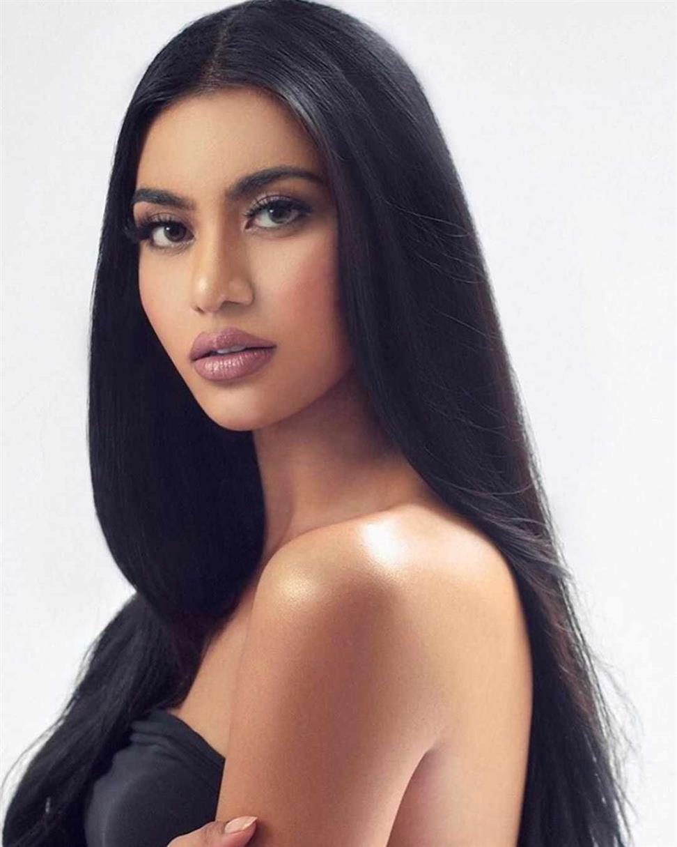 Resham Ramirez Saeed Miss Supranational Philippines 2019