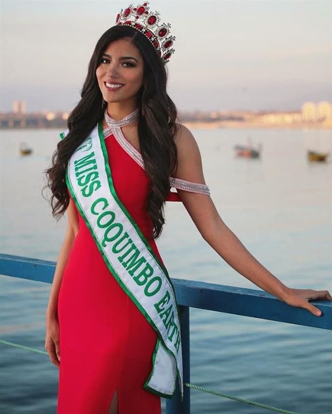 Antonia Cristal Figueroa crowned Miss Earth Chile 2018
