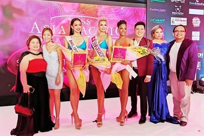 Miss Asia Pacific International 2019 Special Awards winners