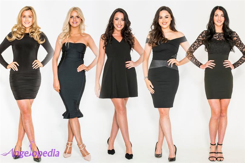 Miss Scotland 2017 – Meet the Contestants