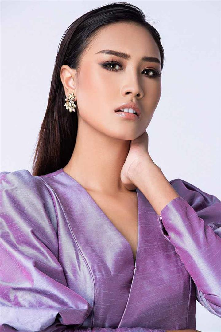 Meet Htet Thiri Zaw Miss Intercontinental Myanmar 2019 for Miss Intercontinental 2019