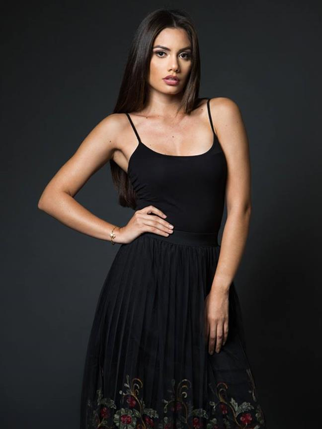 Nina Solórzano Caicedo Miss Intercontinental Ecuador 2018, our favourite for Miss Intercontinental 2018
