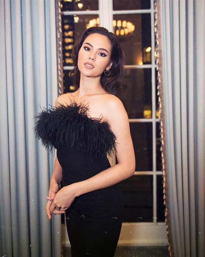 Miss Universe 2018 Catriona Gray's plans after Miss Universe reign
