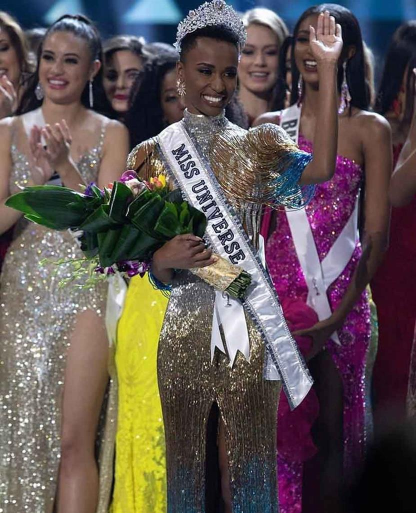 Miss Universe 2019 Top 3 Question and Answer Round