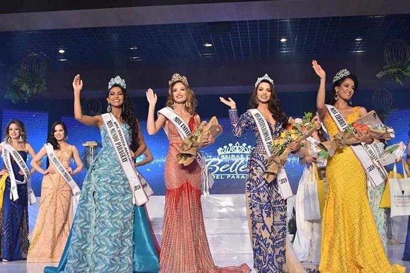Ketlin Lottermann crowned Miss Universe Paraguay 2019