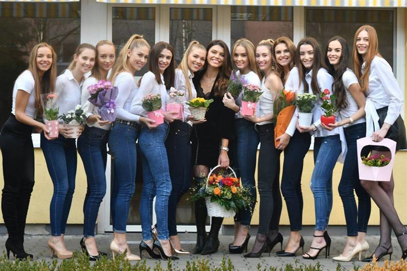 Road to Miss Slovensko 2019