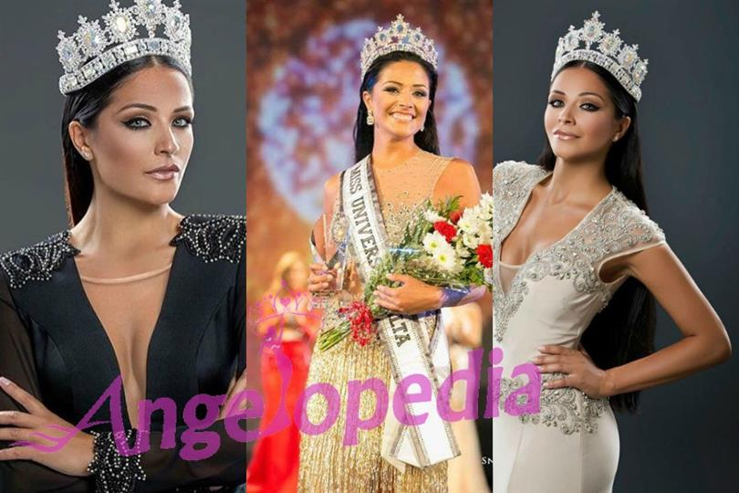 Martha Fenech of Malta wants the Miss Universe 2016 title