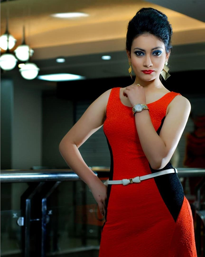 Will Nisha Pathak be the potential winner of the Miss Nepal 2019 crown?