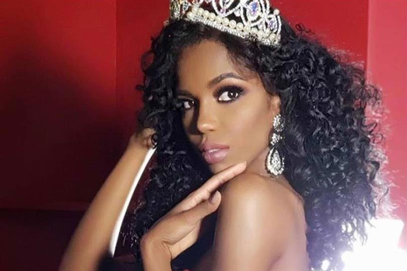 Clauvid Daly crowned Miss Universe Dominican Republic 2019