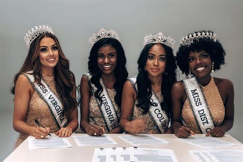 Sydney Jackson winner Miss District of Columbia Teen USA 2020