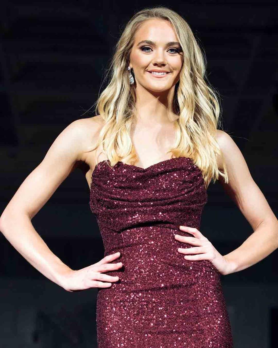Alexandra Wallace elected Miss Supranational Australia 2019