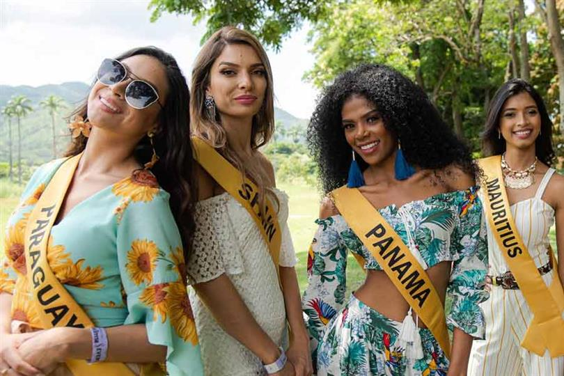 Miss Grand International 2019 Swimsuit Competition Live Stream and Updates