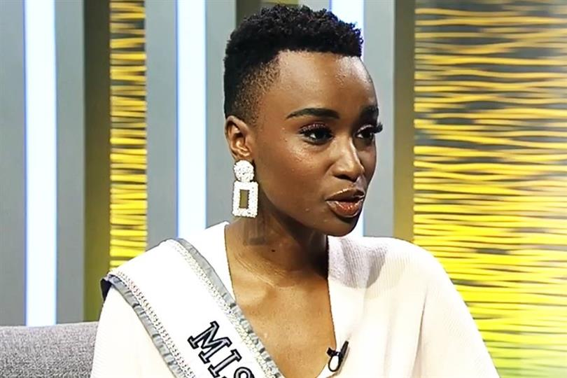 Zozibini Tunzi Miss Universe 2019