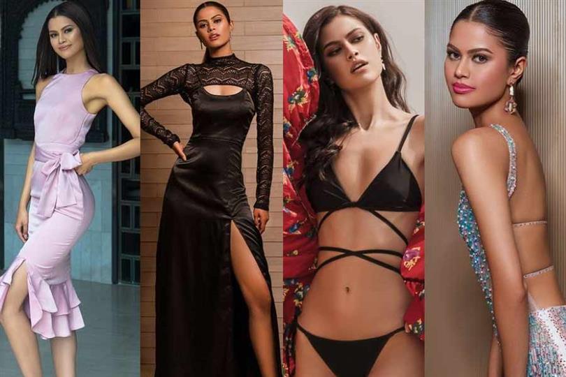 Miss Universe Nepal 2020 Anshika Sharma