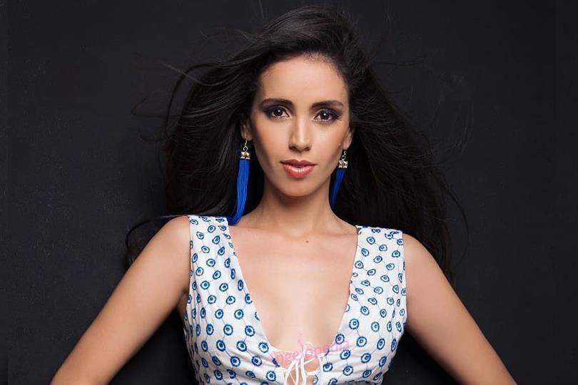 Maria Elena Antelo Molina crowned Miss Bolivia International 2018