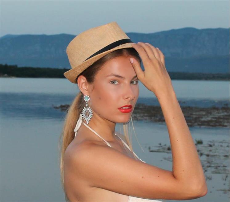 Beauty talks with Miss Universe Croatia 2018 finalist Danijela Galekovi c