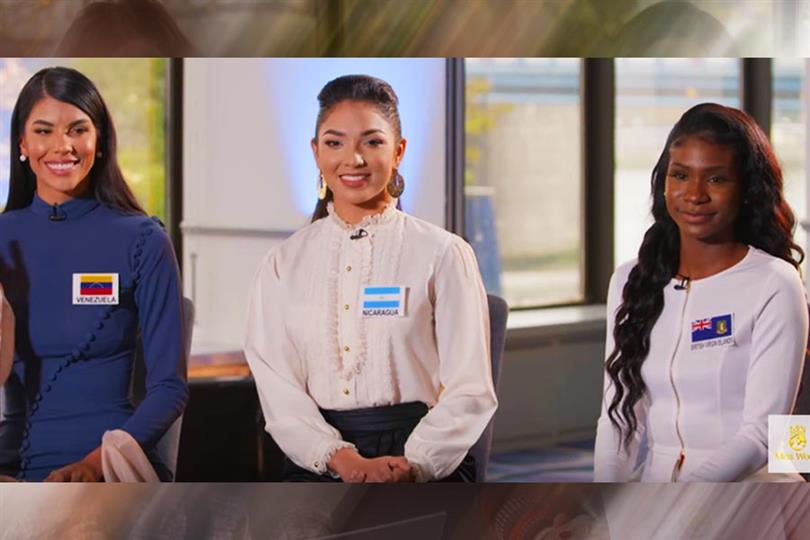 Miss World 2019 delegates remarkable pursuance at Head to Head Challenge (Group 3)