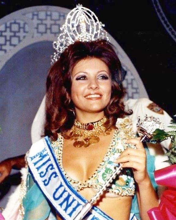 Miss Universe 1971 Georgina Rizk: Accomplished journey of first ever Miss Universe from Lebanon