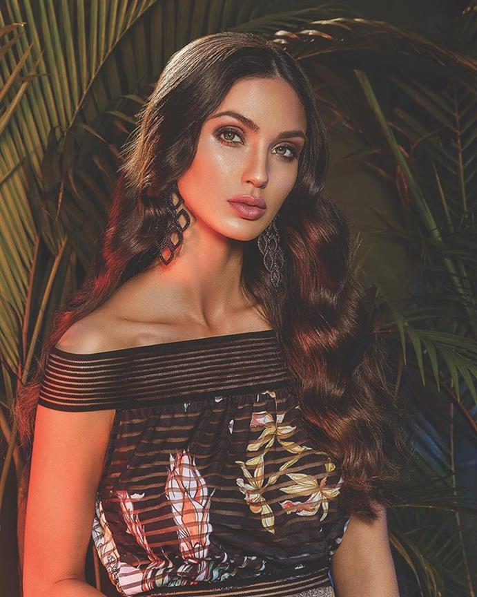 Bianca Scheren crowned Miss Rio Grande do Sul Be Emotion 2019 for Miss Universe Brazil 2019