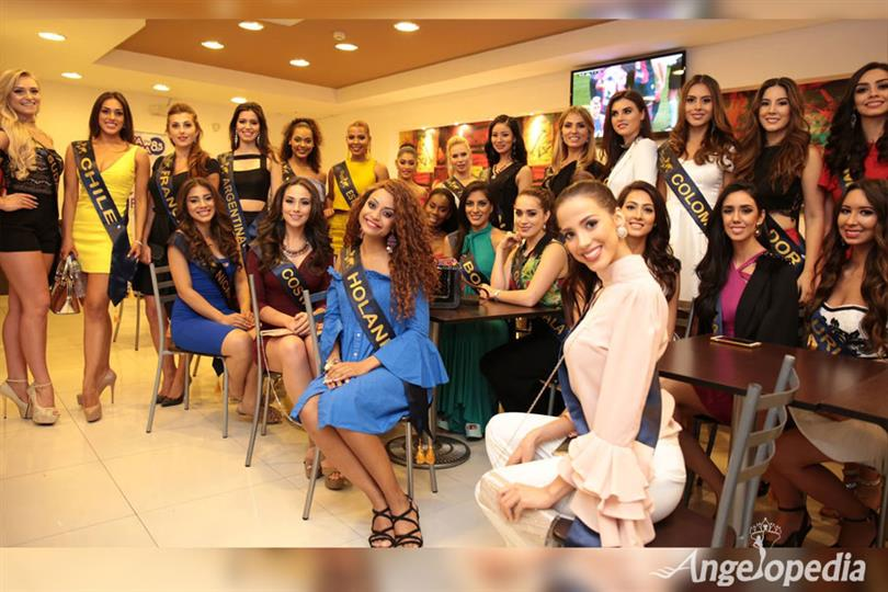 Miss United Continents 2017 contestants