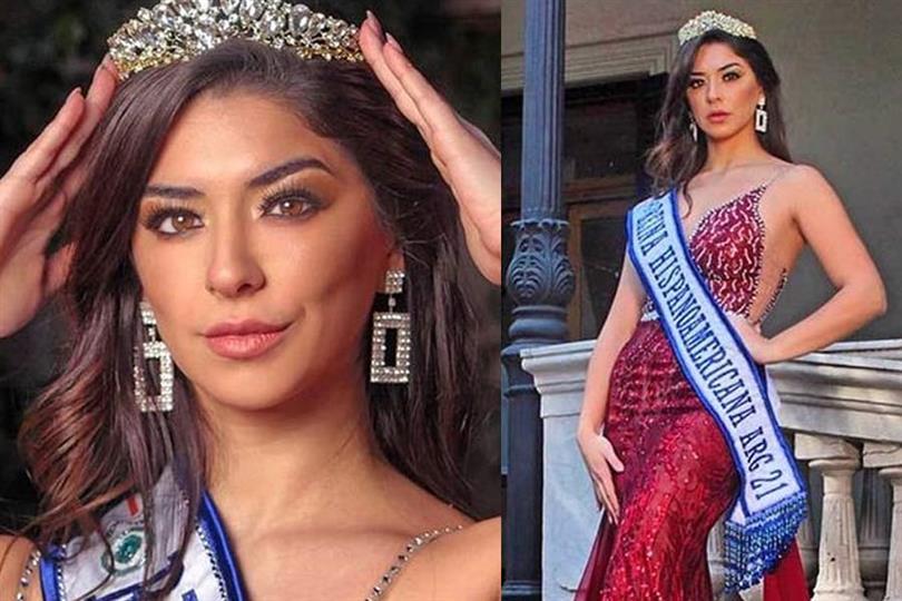 Victoria Carante to represent Argentina at Reina Hispanoamericana 2021