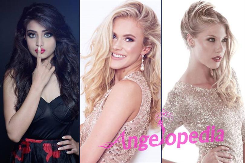Miss Intercontinental 2016 Top 5 Hot Picks