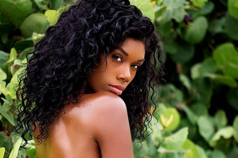 Stevie Miles is Miss Supranational Barbados 2019