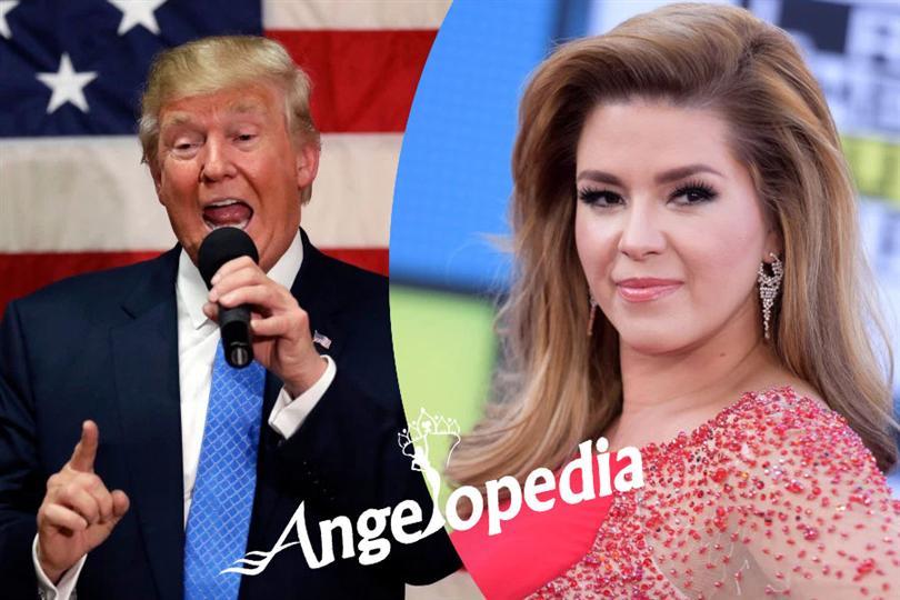 Alicia Machado Still Isnt Afraid Of Donald Trump