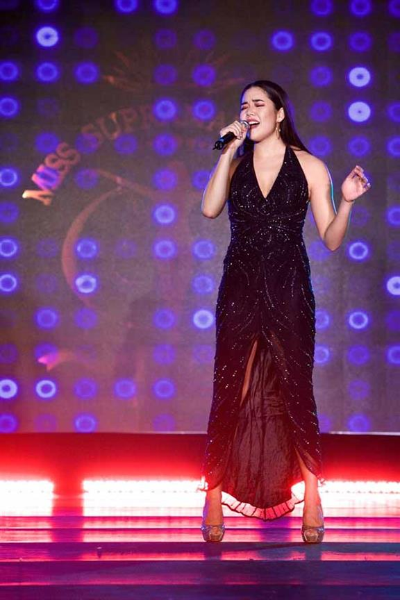 Naomi Huth of Singapore wins Best in Talent for Miss Supranational 2019