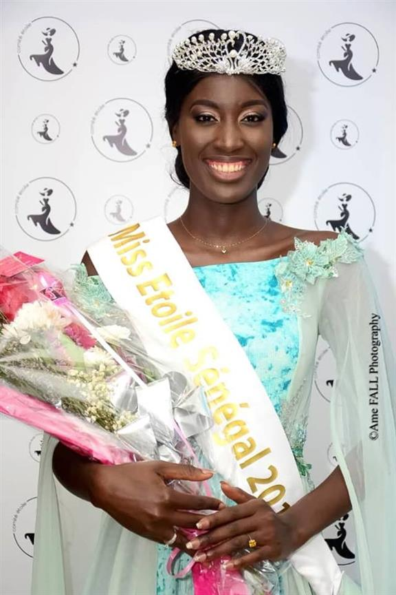 Aïssatou Filly to represent Senegal in Miss World 2018