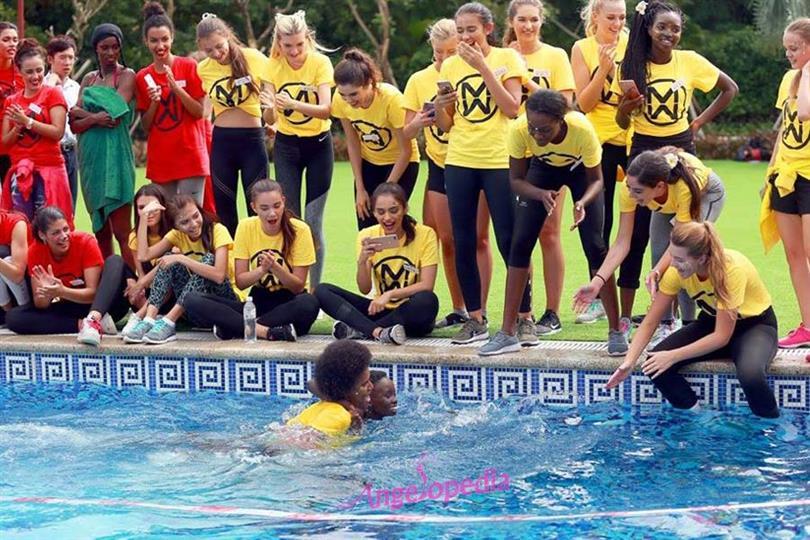 Miss World Fiji 2017 shows true sportsman spirit in Miss World 2017