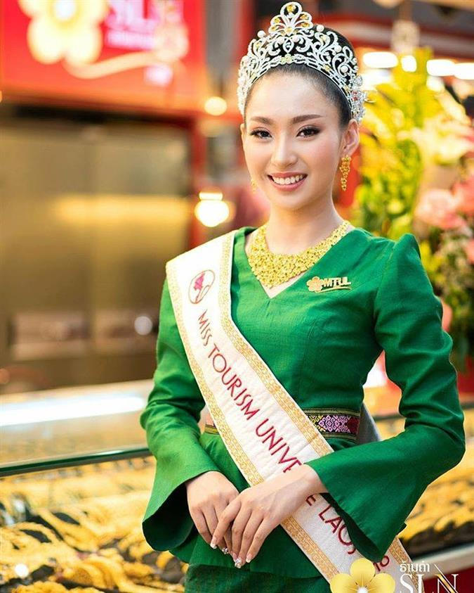 Phoukham Thipphomvong Miss Global Laos 2018, our favourite for Miss Global 2018