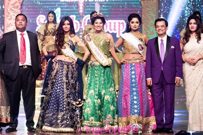 Jannatul Nayeem Avril crowned Miss World Bangaldesh 2017