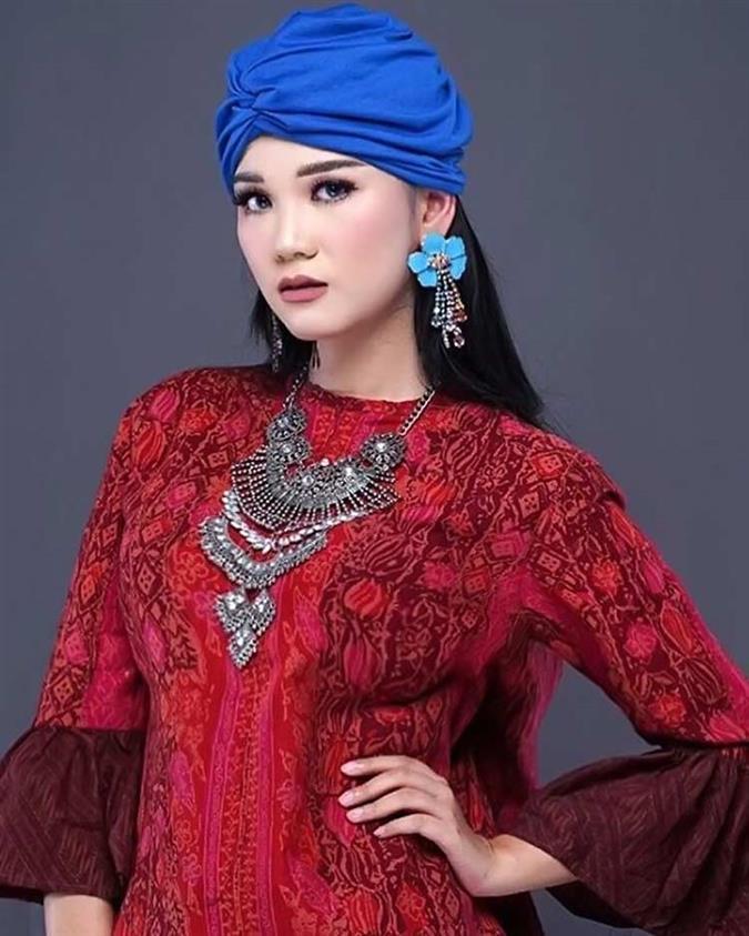 Widya Ayu Pratami representing South Sumatra