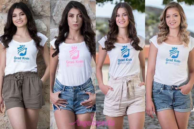 Miss World Croatia 2018 Meet the Contestants