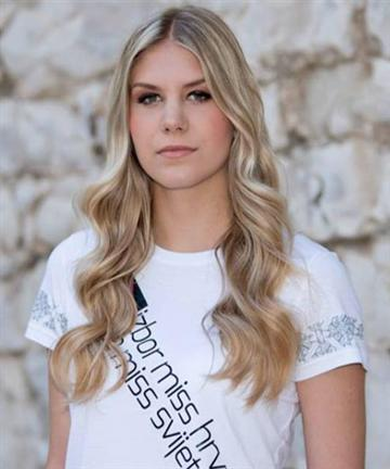 Beauty Talks With Marinela Miklecic Miss Croatia World 2016 Finalist