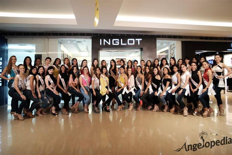 Meet the contestants of Miss Asia Pacific International 2017