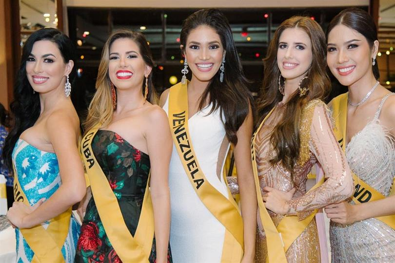 Miss Grand International 2018 Full Results Live Update