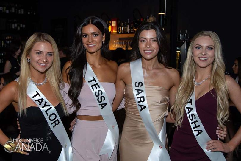 Miss Universe Canada 2018 Preliminary Competition Live Stream