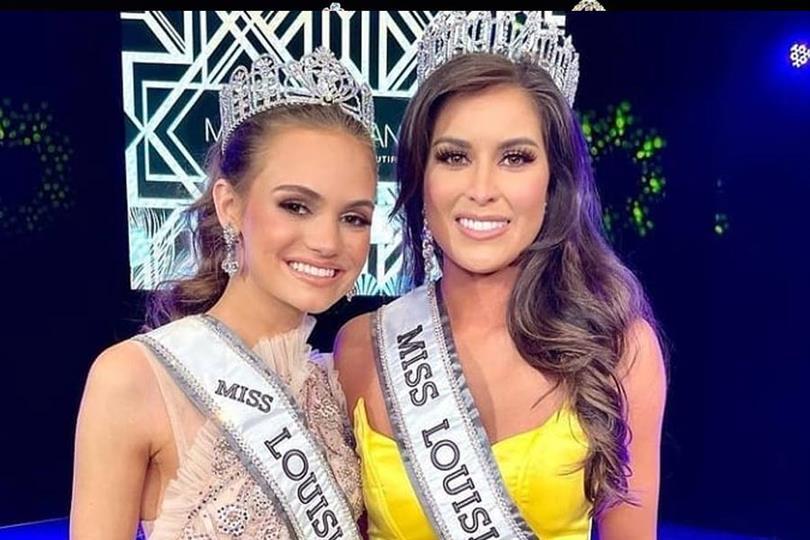 Tanya Crowe crowned Miss Louisiana USA 2021 for Miss USA 2021