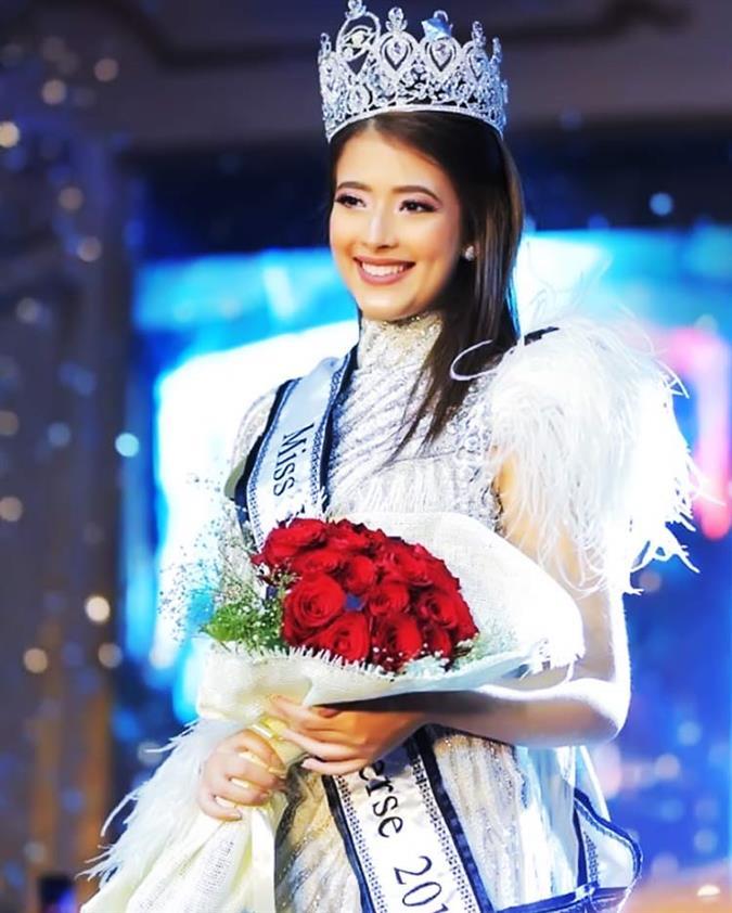 Diana Hamed crowned Miss Universe Egypt 2019