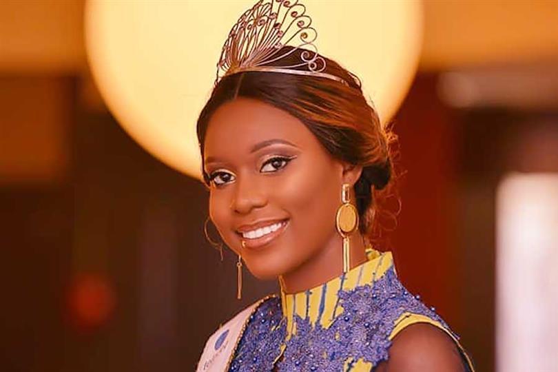 Danielle Flora Ouedraogo is Miss Burkina Faso International 2019