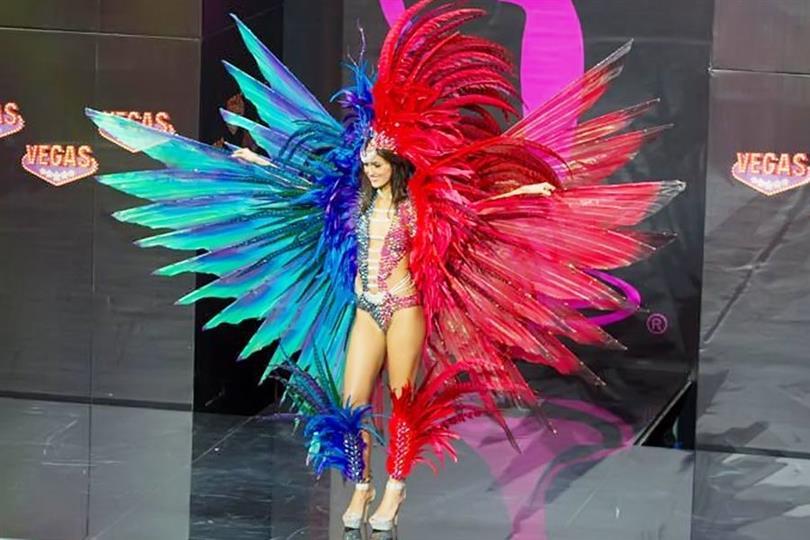 Catherine Miller Miss Universe Trinidad & Tobago 2013